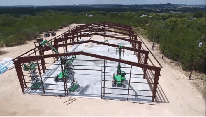 Công ty xây dụng nhà thép tiền chế