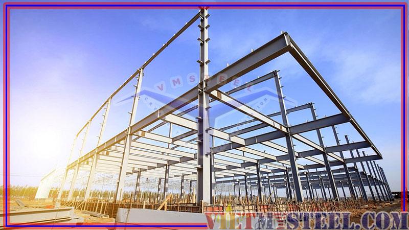 Nhà thầu xây dựng nhà xưởng công nghiệp uy tín