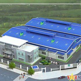 Dịch vụ thiết kế nhà xưởng Vietmysteel