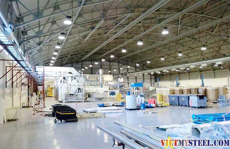 Giá thiết kế nhà xưởng công nghiệp trên thị trường và ưu đã thiết kế nhà xưởng miễn phí tại Vietmysteel