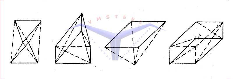 Kết cấu giàn không gian - kết cấu tinh thể