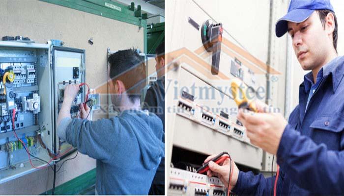 Thi công hệ thống điện nhà xưởng