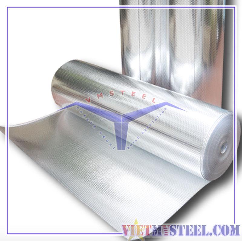 Tấm cách nhiệt túi khí chống nóng cho mái tôn